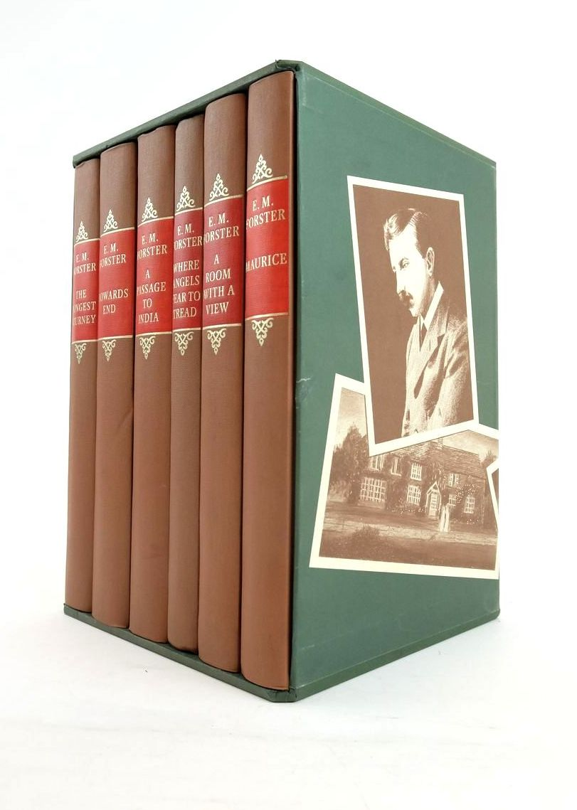 Photo of THE NOVELS (6 VOLUMES) written by Forster, E.M. illustrated by Harte, Glynn Boyd published by Folio Society (STOCK CODE: 1820800)  for sale by Stella & Rose's Books