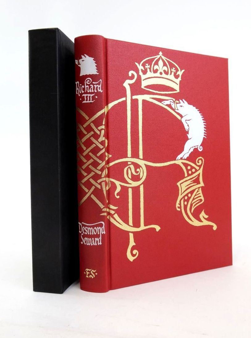 Photo of RICHARD III: ENGLAND'S BLACK LEGEND written by Seward, Desmond Pennant, Thomas published by Folio Society (STOCK CODE: 1820801)  for sale by Stella & Rose's Books