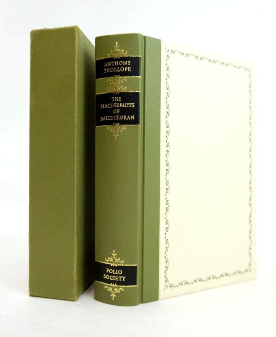 Photo of THE MACDERMOTS OF BALLYCLORAN written by Trollope, Anthony Edwards, Owen Dudley illustrated by Trimby, Elisa published by Folio Society (STOCK CODE: 1820809)  for sale by Stella & Rose's Books