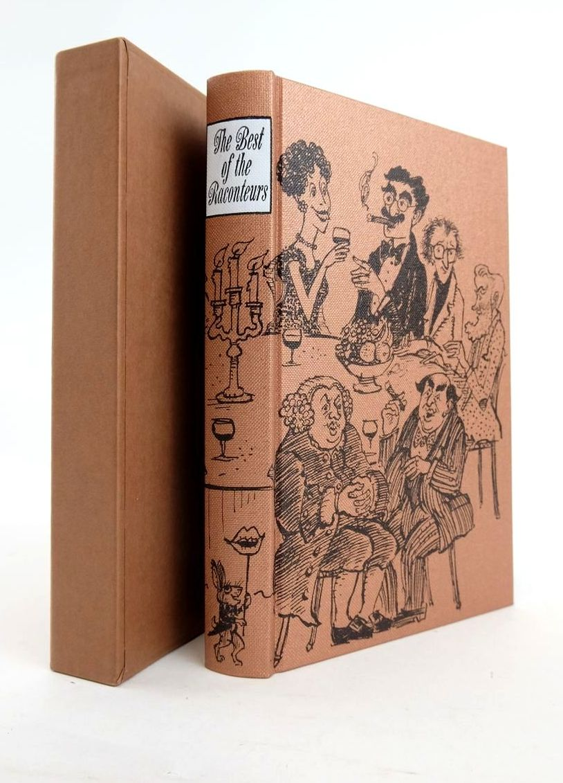 Photo of THE BEST OF THE RACONTEURS written by Morley, Sheridan Heald, Tim illustrated by Lawrence, John published by Folio Society (STOCK CODE: 1820822)  for sale by Stella & Rose's Books