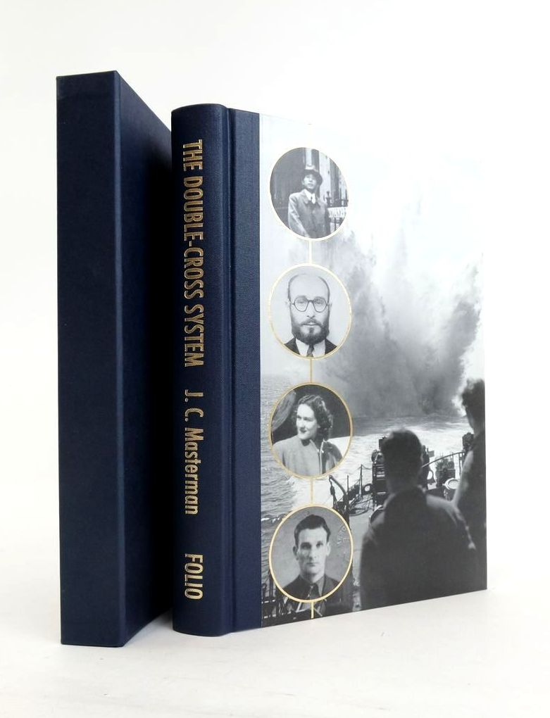 Photo of THE DOUBLE-CROSS SYSTEM IN THE WAR OF 1939 TO 1945 written by Masterman, J.C. Foot, M.R.D. published by Folio Society (STOCK CODE: 1820828)  for sale by Stella & Rose's Books