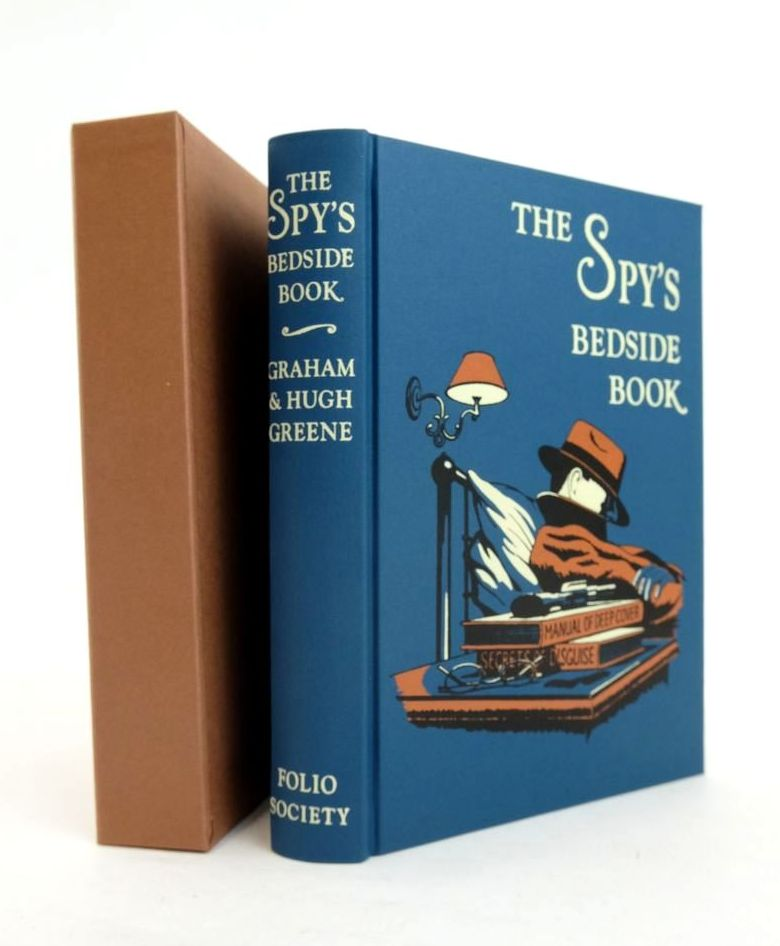 Photo of THE SPY'S BEDSIDE BOOK- Stock Number: 1820834