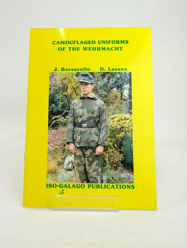 Photo of CAMOUFLAGED UNIFORMS OF THE WEHRMACHT- Stock Number: 1820857
