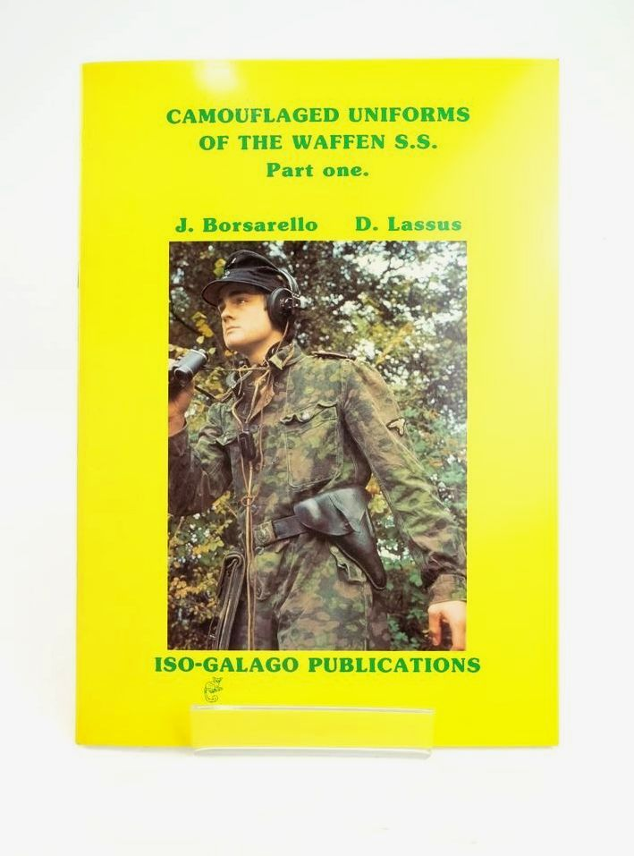 Photo of CAMOUFLAGED UNIFORMS OF THE WAFFEN S.S. PART ONE- Stock Number: 1820858