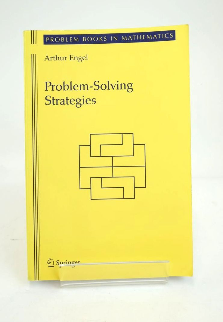 Photo of PROBLEM-SOLVING STRATEGIES written by Engel, Arthur published by Springer (STOCK CODE: 1820874)  for sale by Stella & Rose's Books