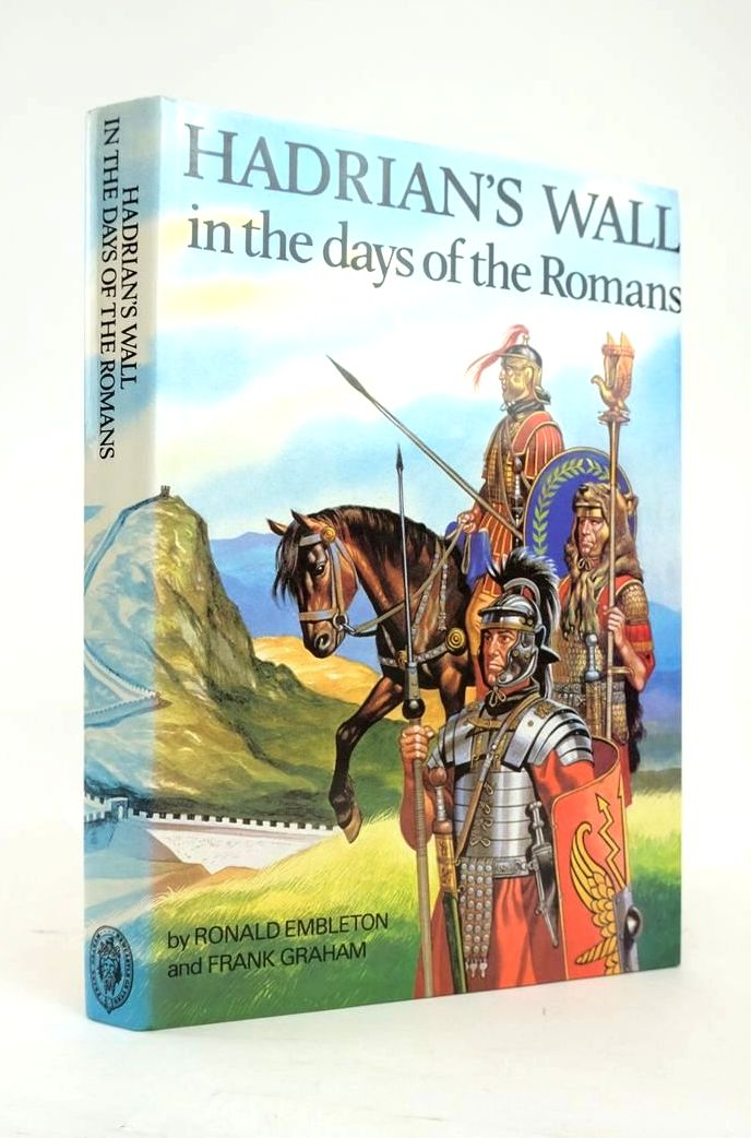 Photo of HADRIAN'S WALL IN THE DAYS OF THE ROMANS- Stock Number: 1820884