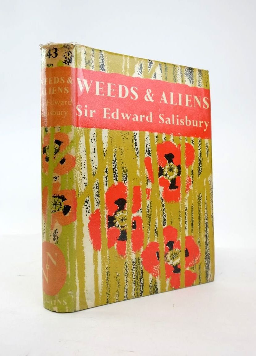 Photo of WEEDS & ALIENS (NN 43) written by Salisbury, Edward published by Collins (STOCK CODE: 1820890)  for sale by Stella & Rose's Books