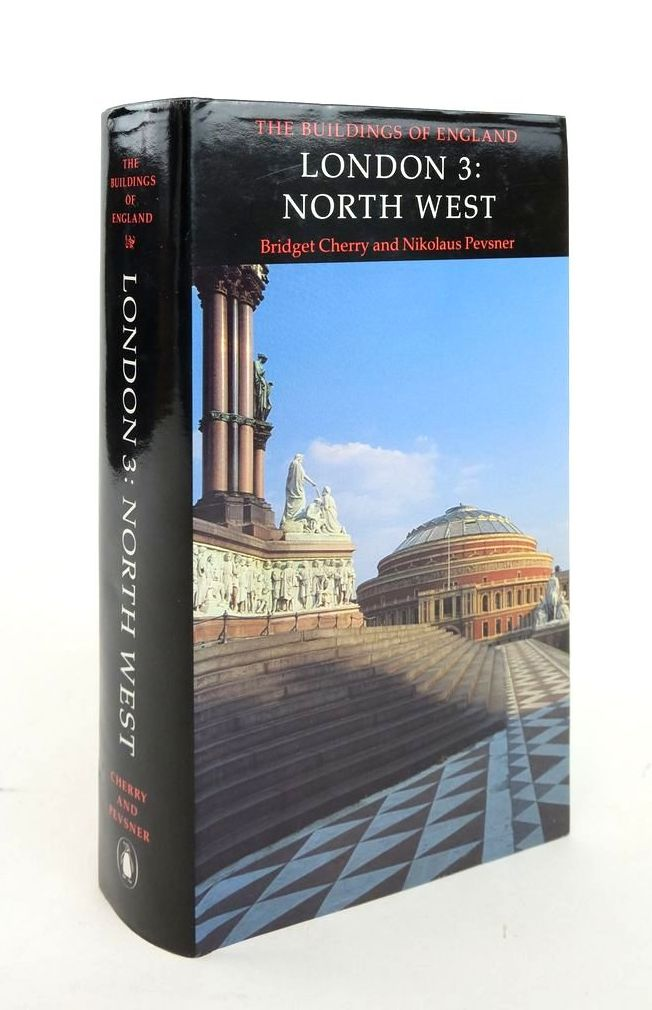 Photo of LONDON 3: NORTH WEST (BUILDINGS OF ENGLAND)- Stock Number: 1820907
