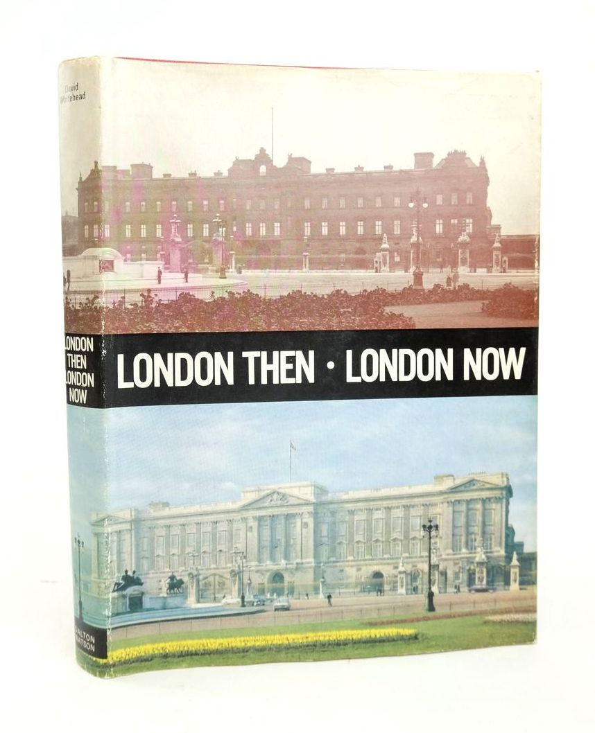 Photo of LONDON THEN LONDON NOW- Stock Number: 1820912