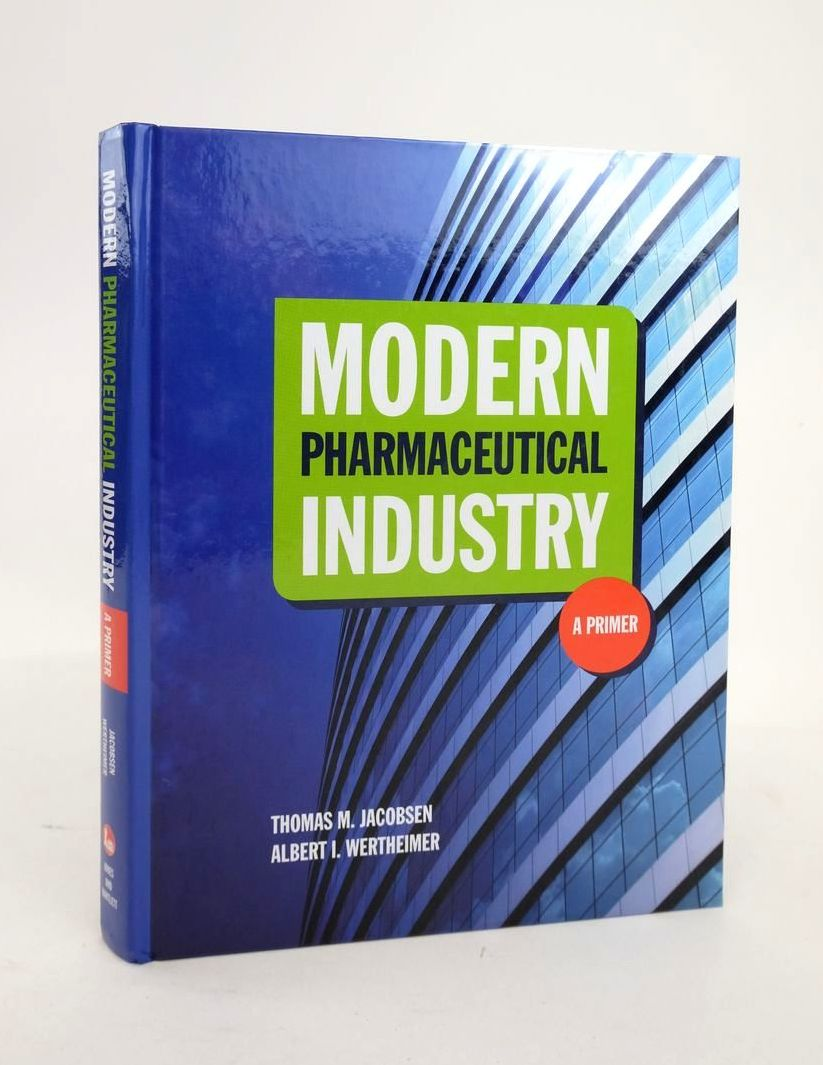 Photo of MODERN PHARMACEUTICAL INDUSTRY: A PRIMER- Stock Number: 1820916
