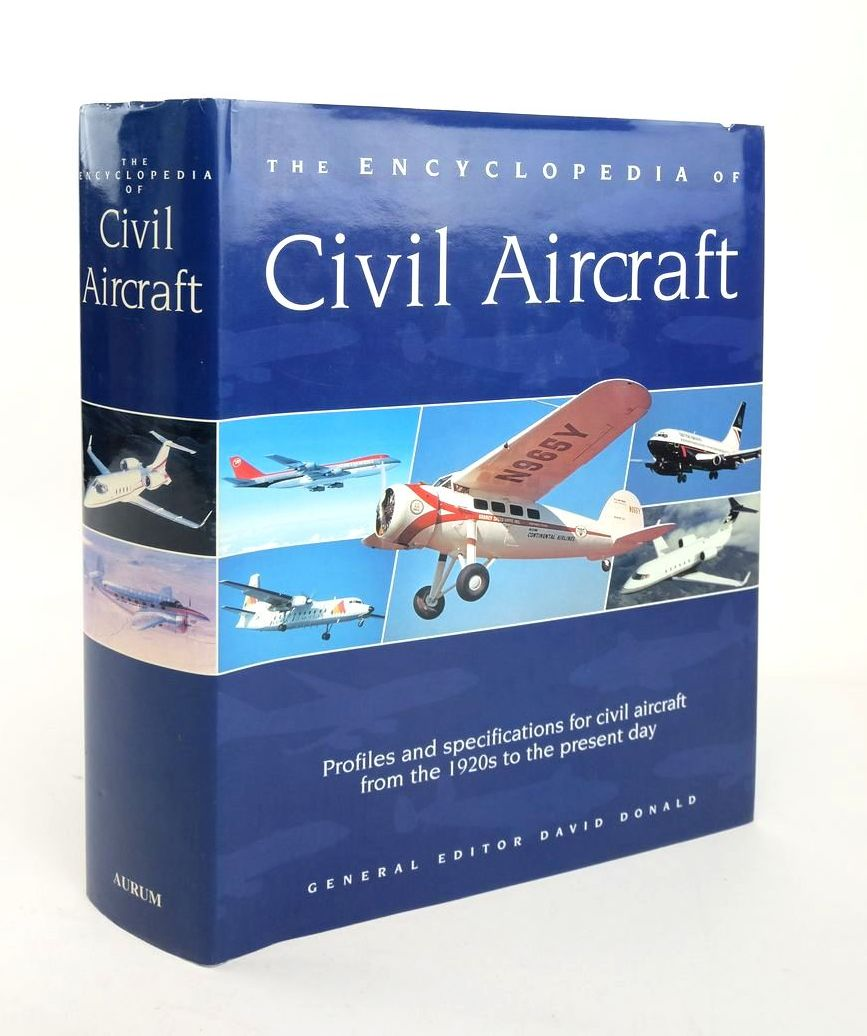 Photo of THE ENCYCLOPEDIA OF CIVIL AIRCRAFT written by Donald, David published by Aurum Press (STOCK CODE: 1820920)  for sale by Stella & Rose's Books