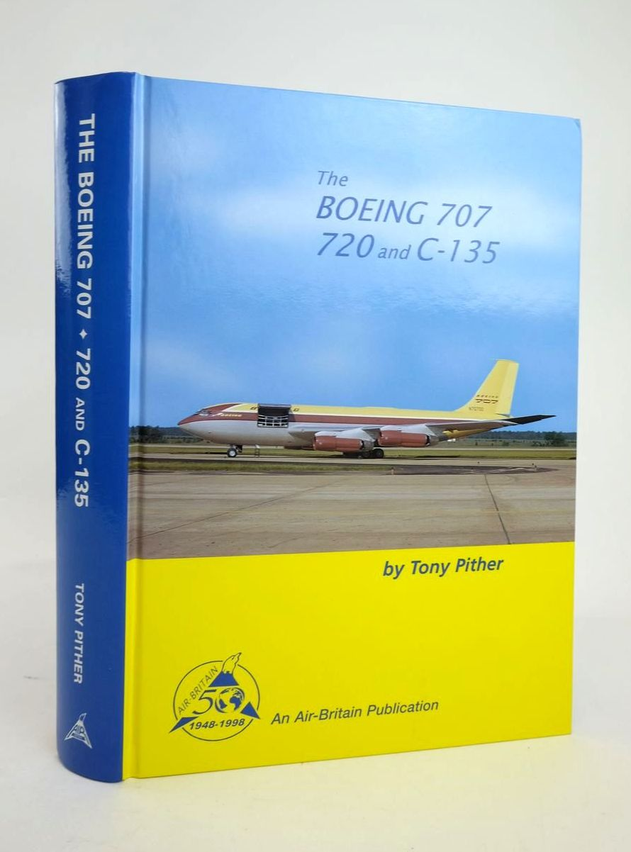 Photo of THE BOEING 707 720 AND C-135 written by Pither, Tony published by Air-Britain (Historians) Ltd. (STOCK CODE: 1820923)  for sale by Stella & Rose's Books