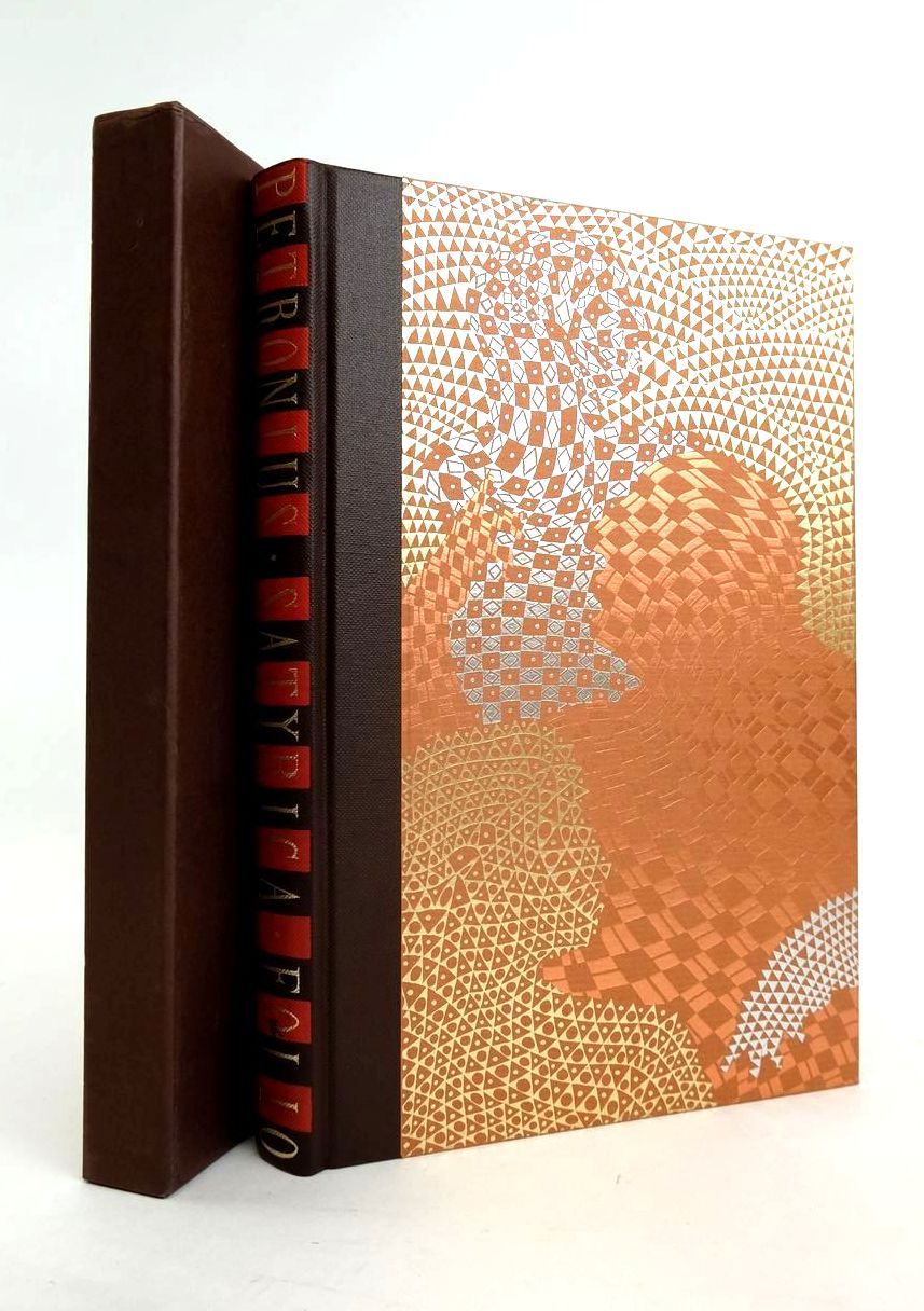 Photo of SATYRICA written by Arbiter, Petronius Raphael, Frederic illustrated by Packer, Neil published by Folio Society (STOCK CODE: 1820942)  for sale by Stella & Rose's Books