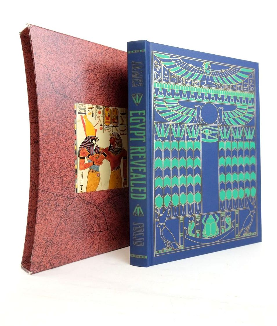 Photo of EGYPT REVEALED: ARTIST-TRAVELLERS IN AN ANTIQUE LAND written by James, T.G.H. published by Folio Society (STOCK CODE: 1820943)  for sale by Stella & Rose's Books