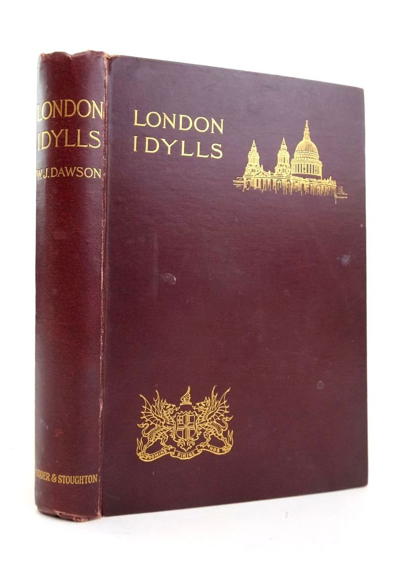 Photo of LONDON IDYLLS written by Dawson, W.J. published by Hodder & Stoughton (STOCK CODE: 1820950)  for sale by Stella & Rose's Books
