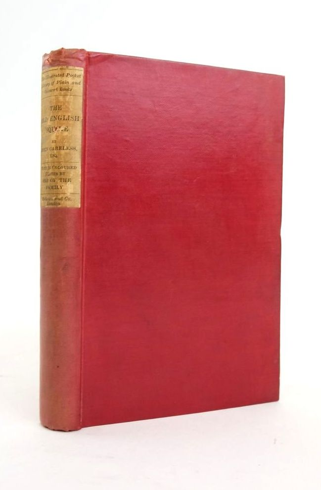 Photo of THE OLD ENGLISH 'SQUIRE written by Careless, John published by Methuen & Co. (STOCK CODE: 1820951)  for sale by Stella & Rose's Books