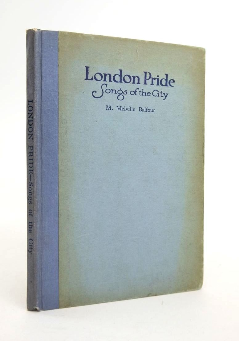 Photo of LONDON PRIDE: SONGS OF THE CITY- Stock Number: 1820952