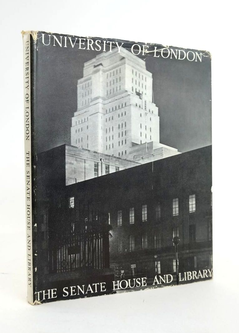 Photo of UNIVERSITY OF LONDON: THE SENATE HOUSE AND LIBRARY- Stock Number: 1820954