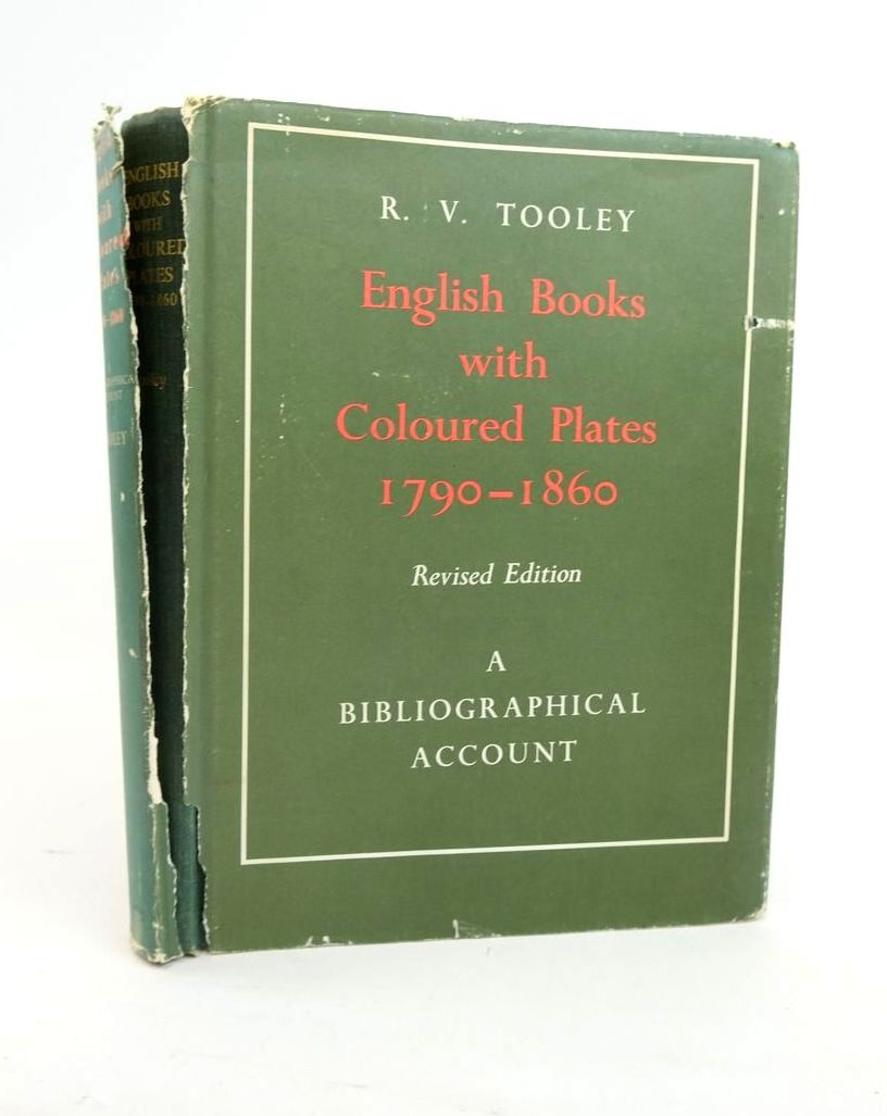 Photo of ENGLISH BOOKS WITH COLOURED PLATES 1790-1860- Stock Number: 1820959