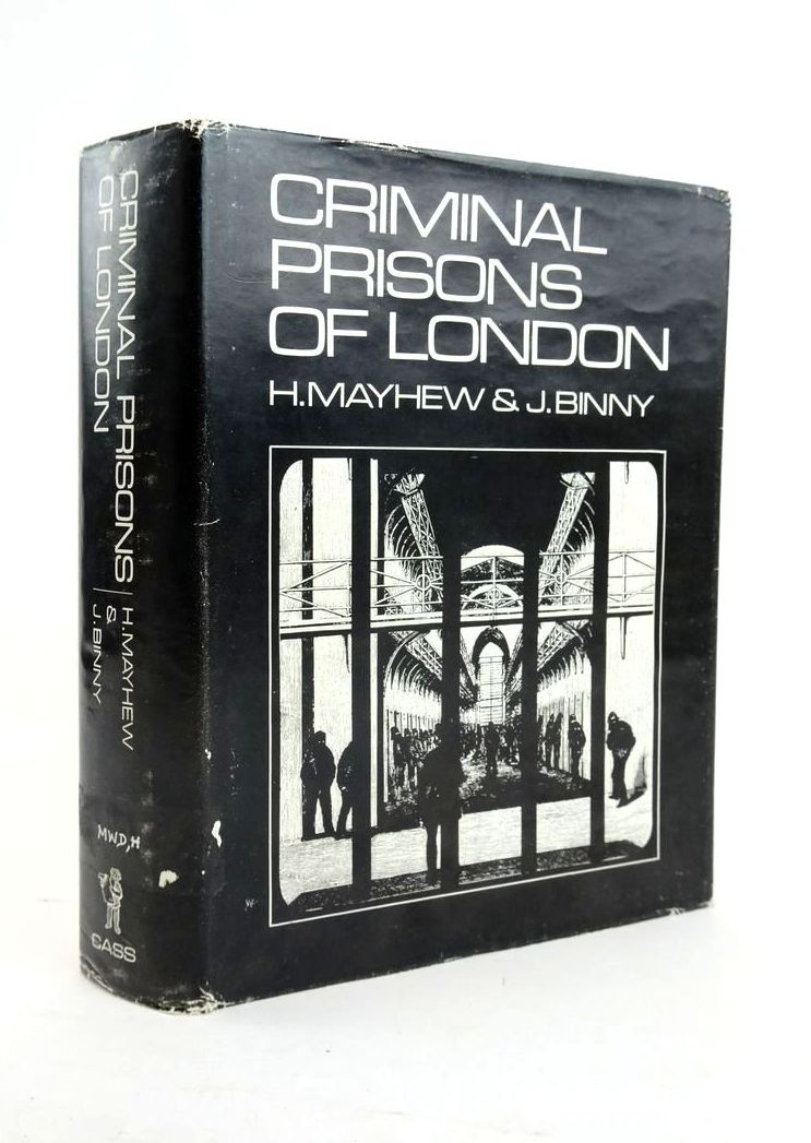 Photo of THE CRIMINAL PRISONS OF LONDON AND SCENES OF PRISON LIFE- Stock Number: 1820961