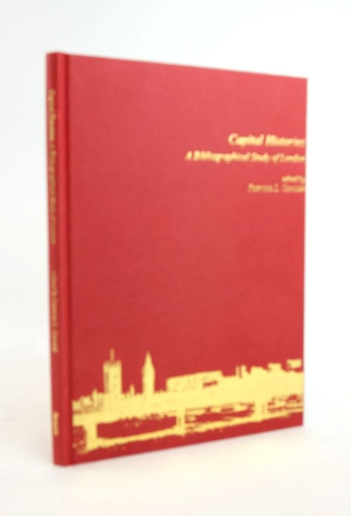 Photo of CAPITAL HISTORIES: A BIBLIOGRAPHICAL STUDY OF LONDON written by Garside, Patricia L. published by Ashgate (STOCK CODE: 1820962)  for sale by Stella & Rose's Books