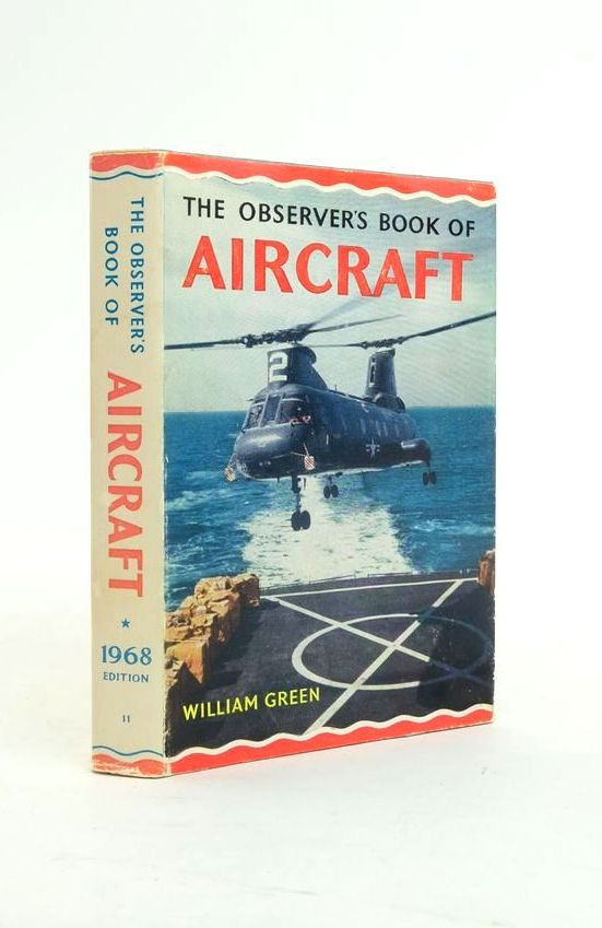 Photo of THE OBSERVER'S BOOK OF AIRCRAFT- Stock Number: 1820964