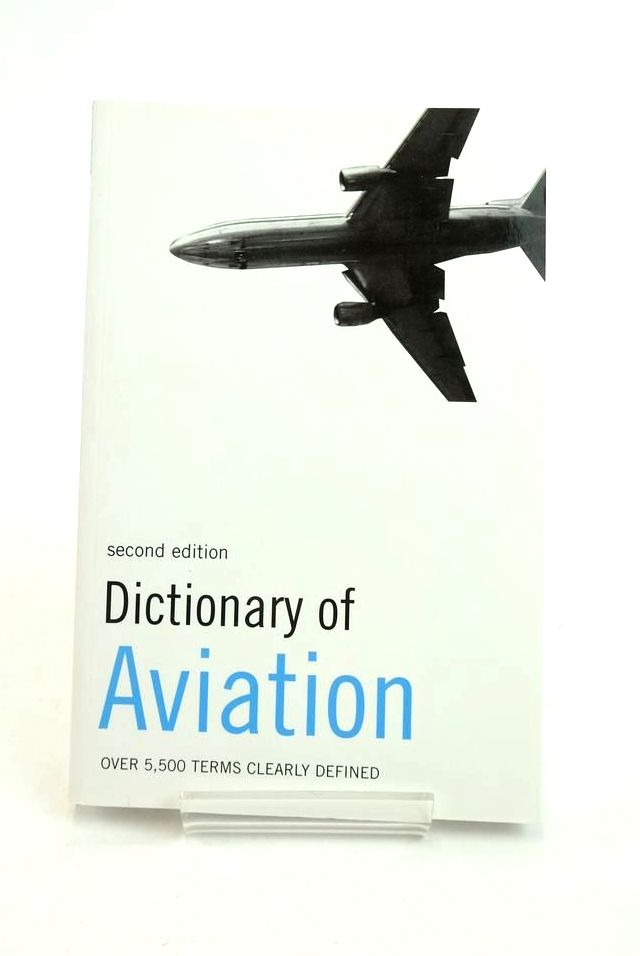 Photo of DICTIONARY OF AVIATION- Stock Number: 1820965