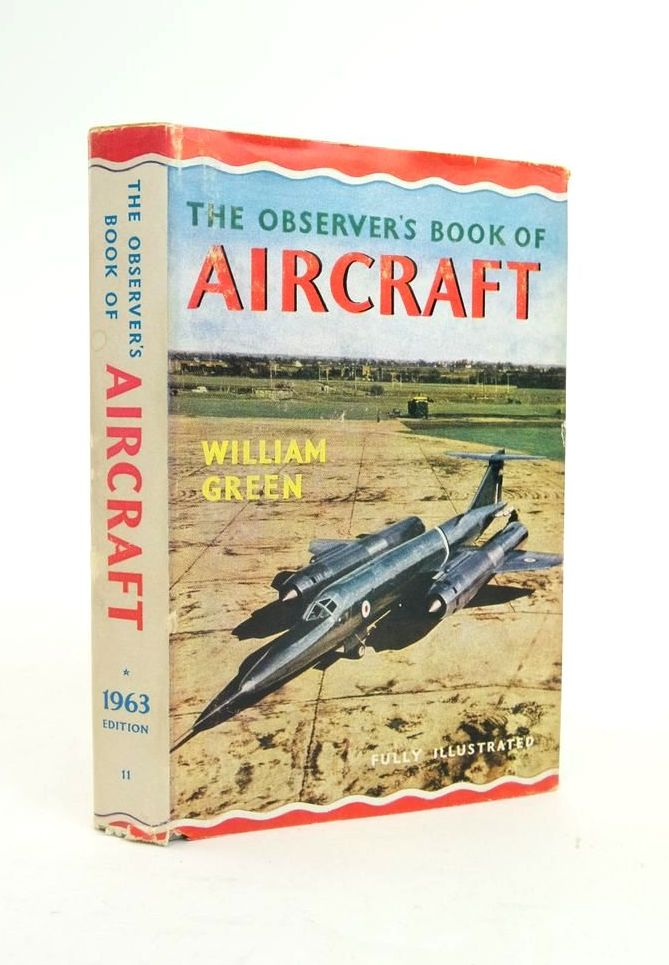 Photo of THE OBSERVER'S BOOK OF AIRCRAFT written by Green, William illustrated by Punnett, Dennis published by Frederick Warne & Co Ltd. (STOCK CODE: 1820971)  for sale by Stella & Rose's Books