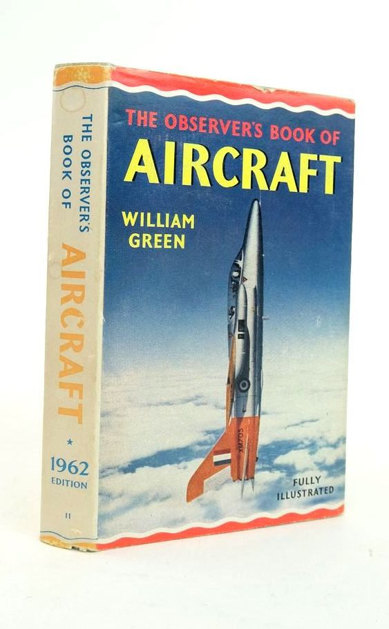 Photo of THE OBSERVER'S BOOK OF AIRCRAFT- Stock Number: 1820974