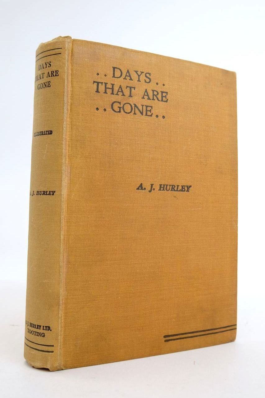 Photo of DAYS...... THAT ARE GONE: MILESTONES I HAVE PASSED IN SOUTH-WEST LONDON- Stock Number: 1820979
