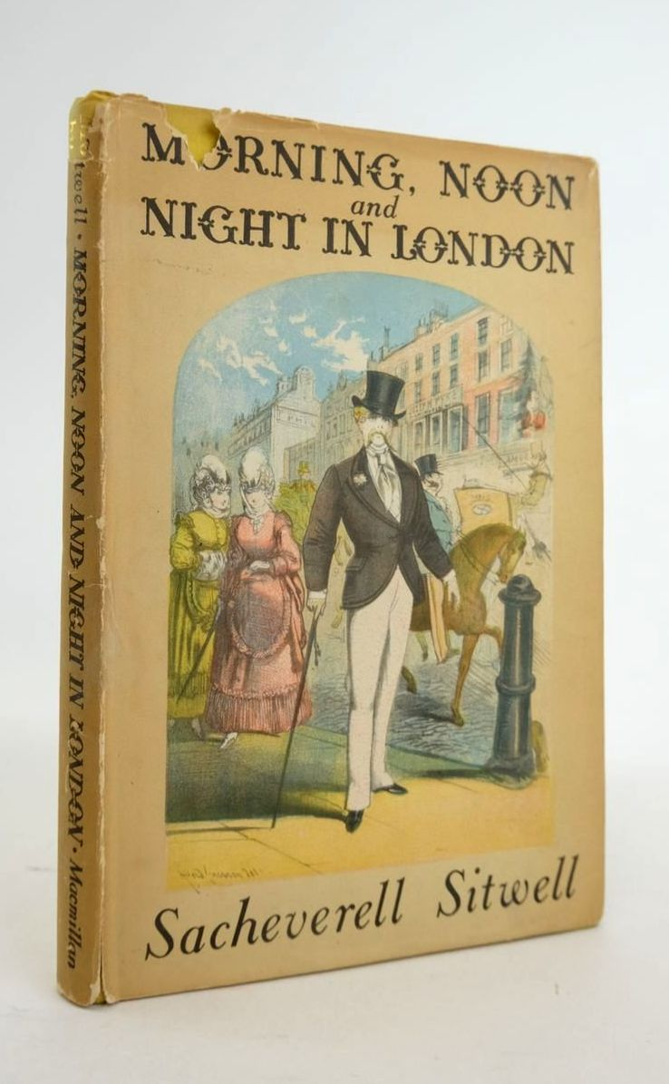Photo of MORNING, NOON AND NIGHT IN LONDON- Stock Number: 1820980