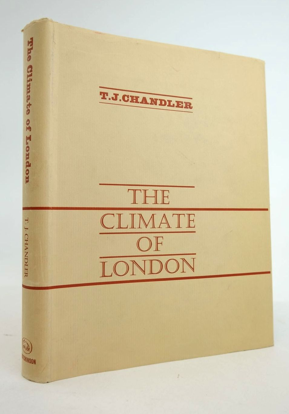Photo of THE CLIMATE OF LONDON- Stock Number: 1820986