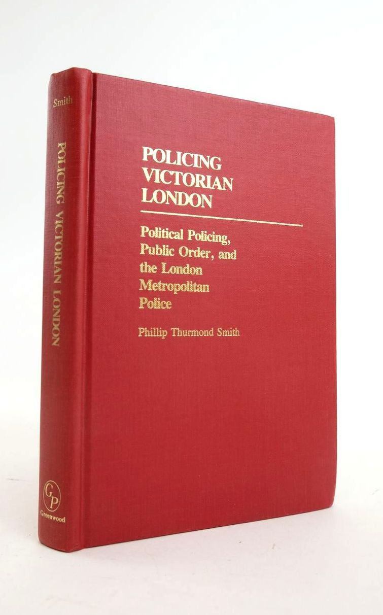 Photo of POLICING VICTORIAN LONDON- Stock Number: 1820993