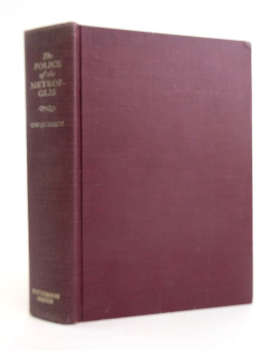 Photo of A TREATISE ON THE POLICE OF THE METROPOLIS- Stock Number: 1820998
