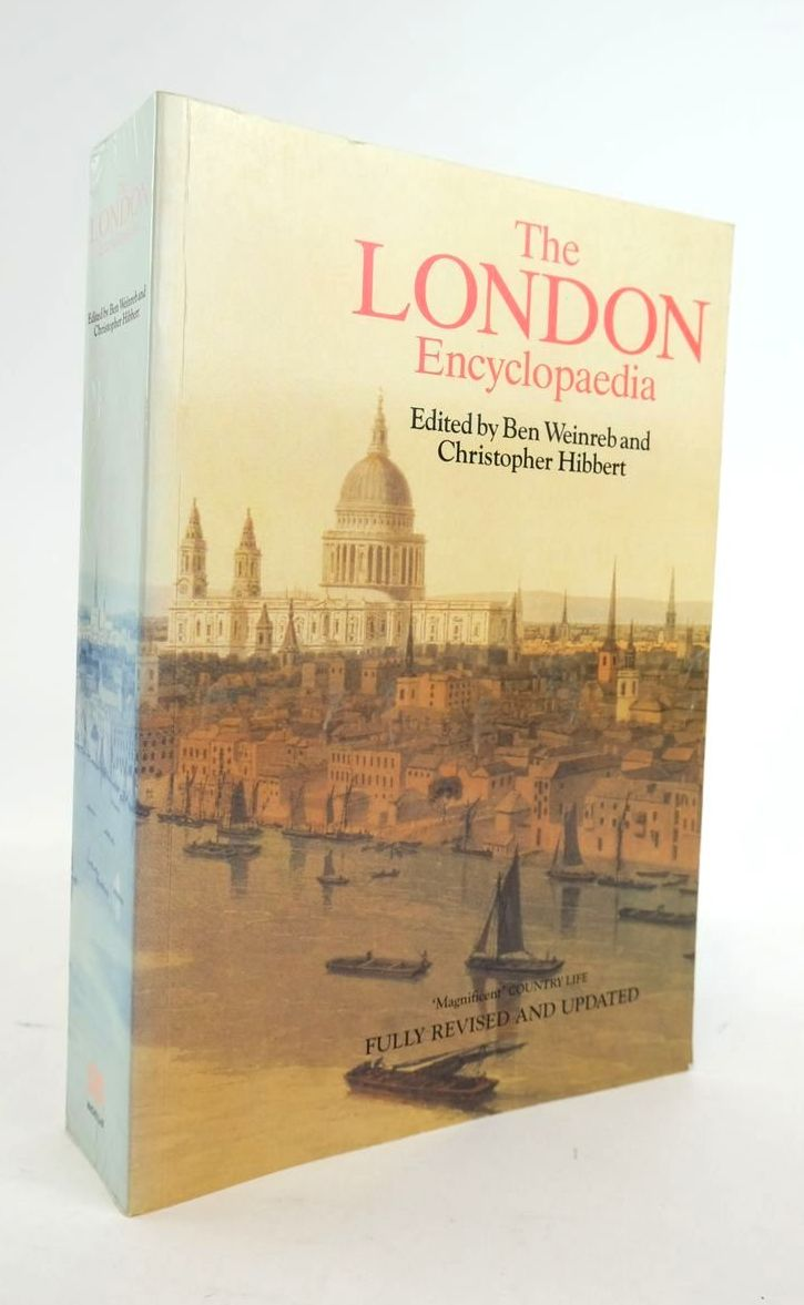Photo of THE LONDON ENCYCLOPAEDIA- Stock Number: 1821001
