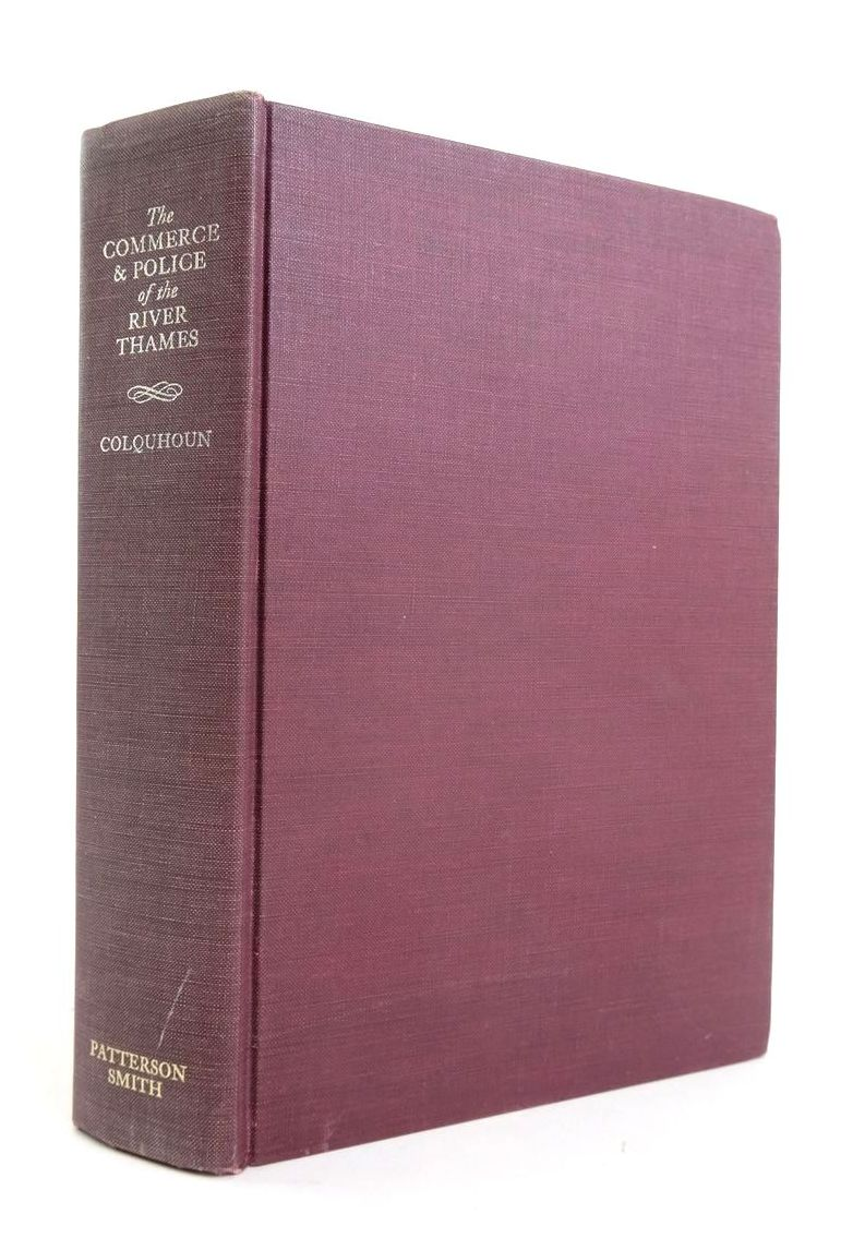 Photo of A TREATISE ON THE COMMERCE AND POLICE OF THE RIVER THAMES- Stock Number: 1821003