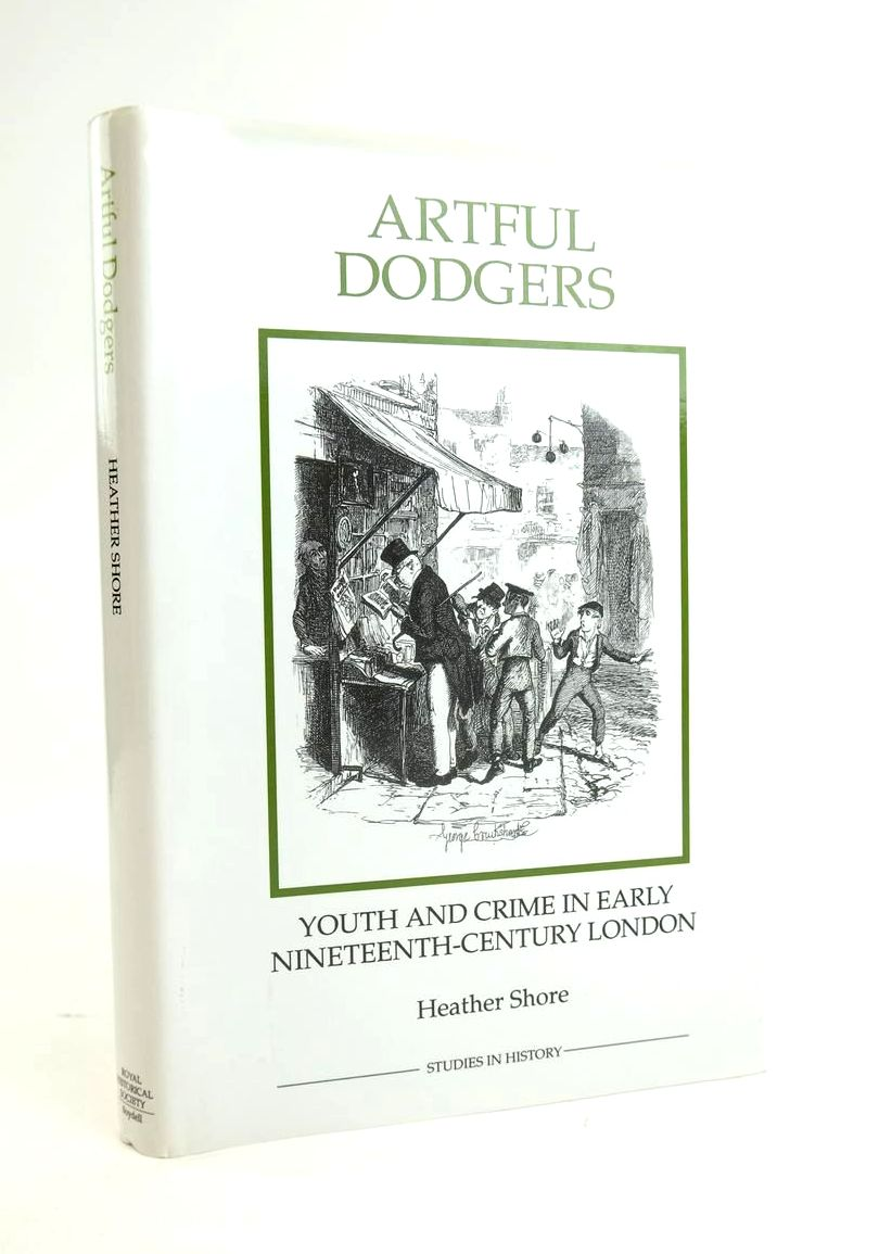 Photo of ARTFUL DODGERS: YOUTH AND CRIME IN EARLY NINETEENTH-CENTURY LONDON- Stock Number: 1821004
