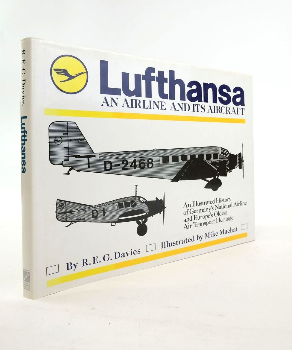 Photo of LUFTHANSA: AN AIRLINE AND ITS AIRCRAFT- Stock Number: 1821008