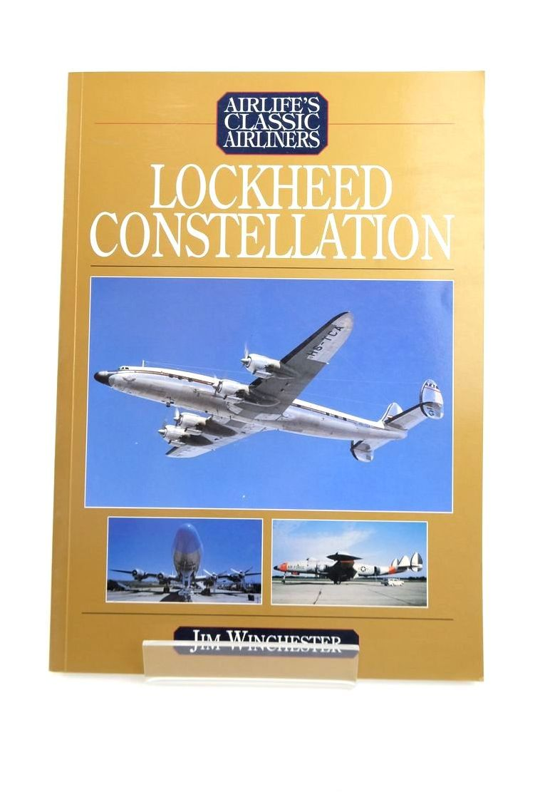 Photo of LOCKHEED CONSTELLATION (AIRLIFE'S CLASSIC AIRLINERS)- Stock Number: 1821011