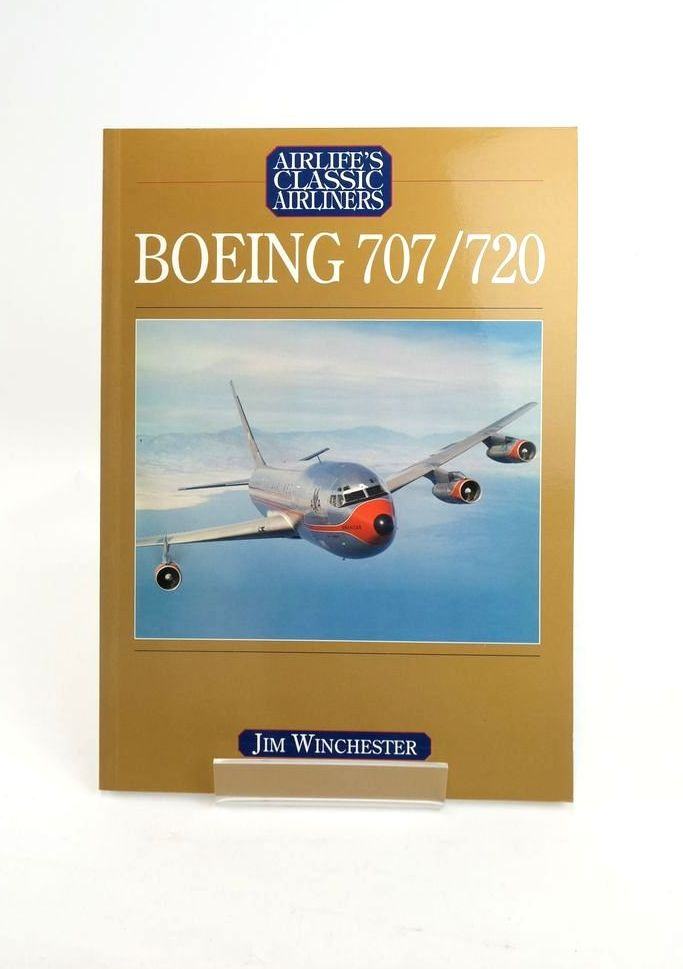 Photo of BOEING 707/720 (AIRLIFE'S CLASSIC AIRLINERS)- Stock Number: 1821012