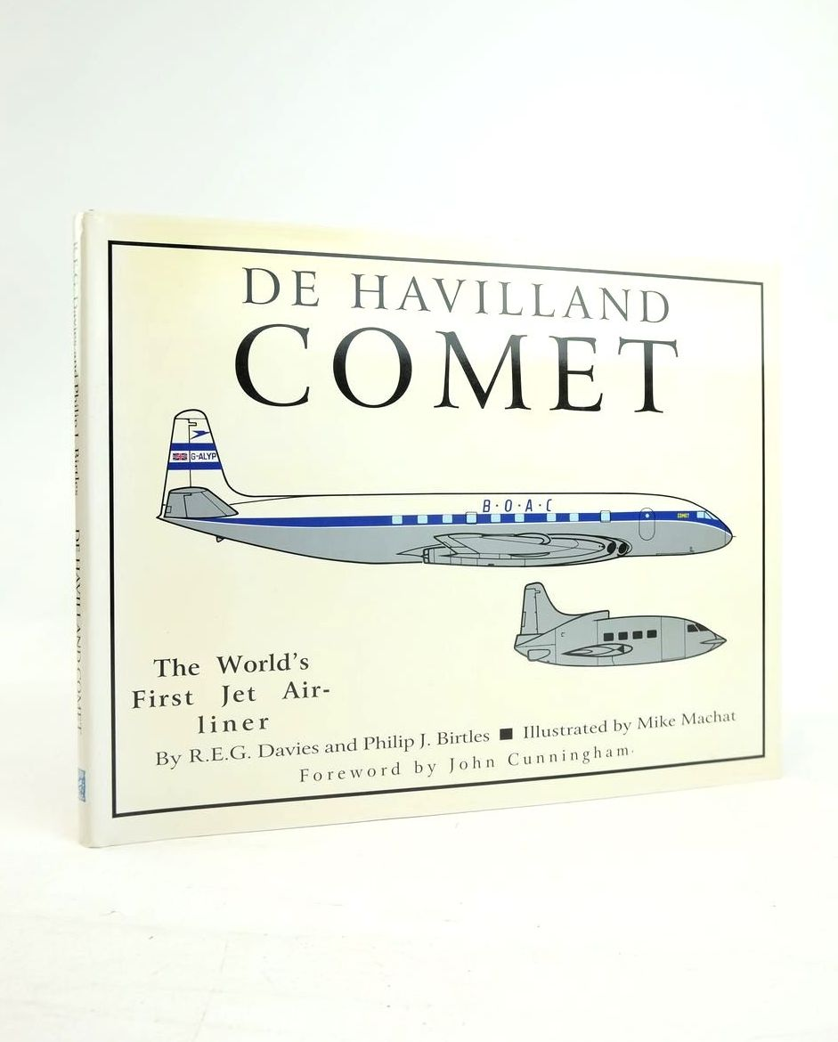 Photo of COMET: THE WORLD'S FIRST JET AIRLINER- Stock Number: 1821017