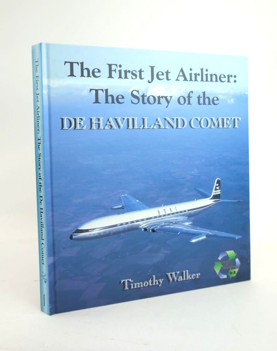 Photo of THE FIRST JET AIRLINER: THE STORY OF THE DE HAVILLAND COMET written by Walker, Tim Henderson, Scott published by Scoval Publishing Ltd (STOCK CODE: 1821018)  for sale by Stella & Rose's Books