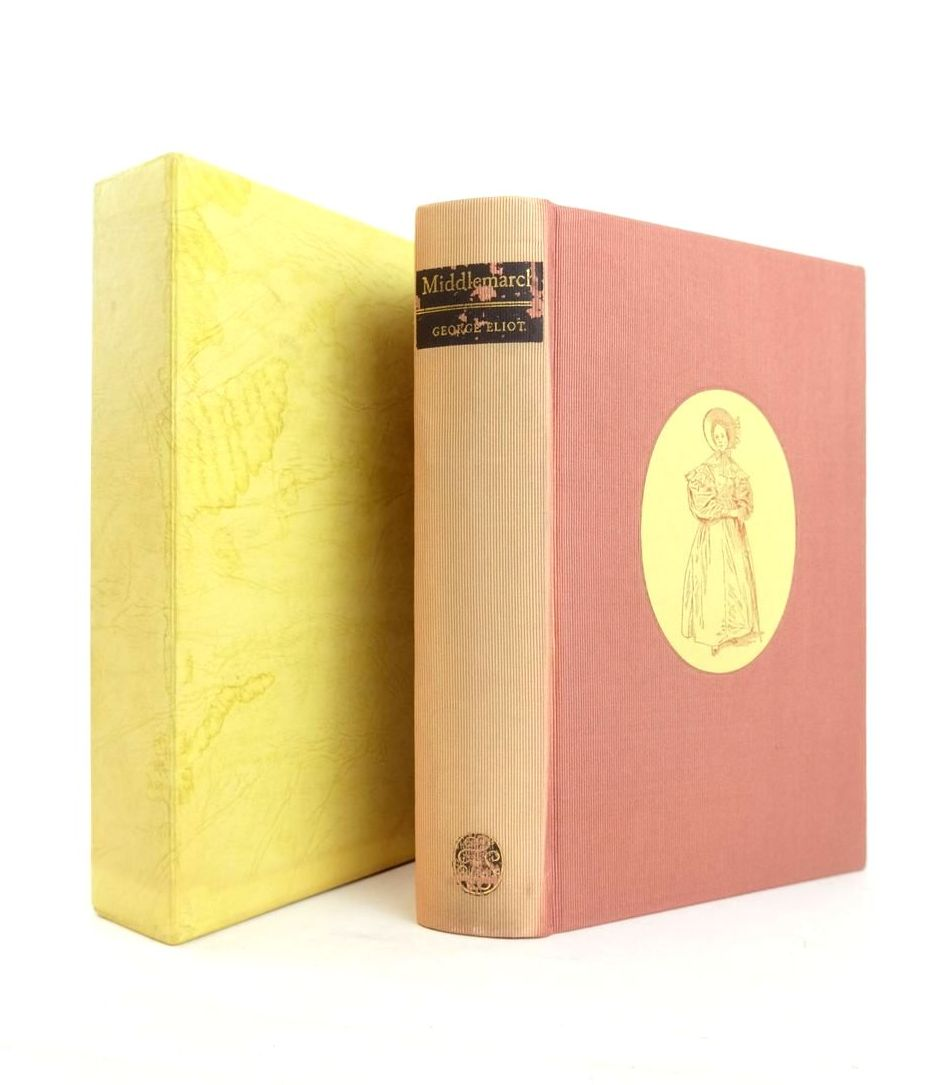 Photo of MIDDLEMARCH written by Eliot, George illustrated by Jacques, Robin published by Folio Society (STOCK CODE: 1821032)  for sale by Stella & Rose's Books