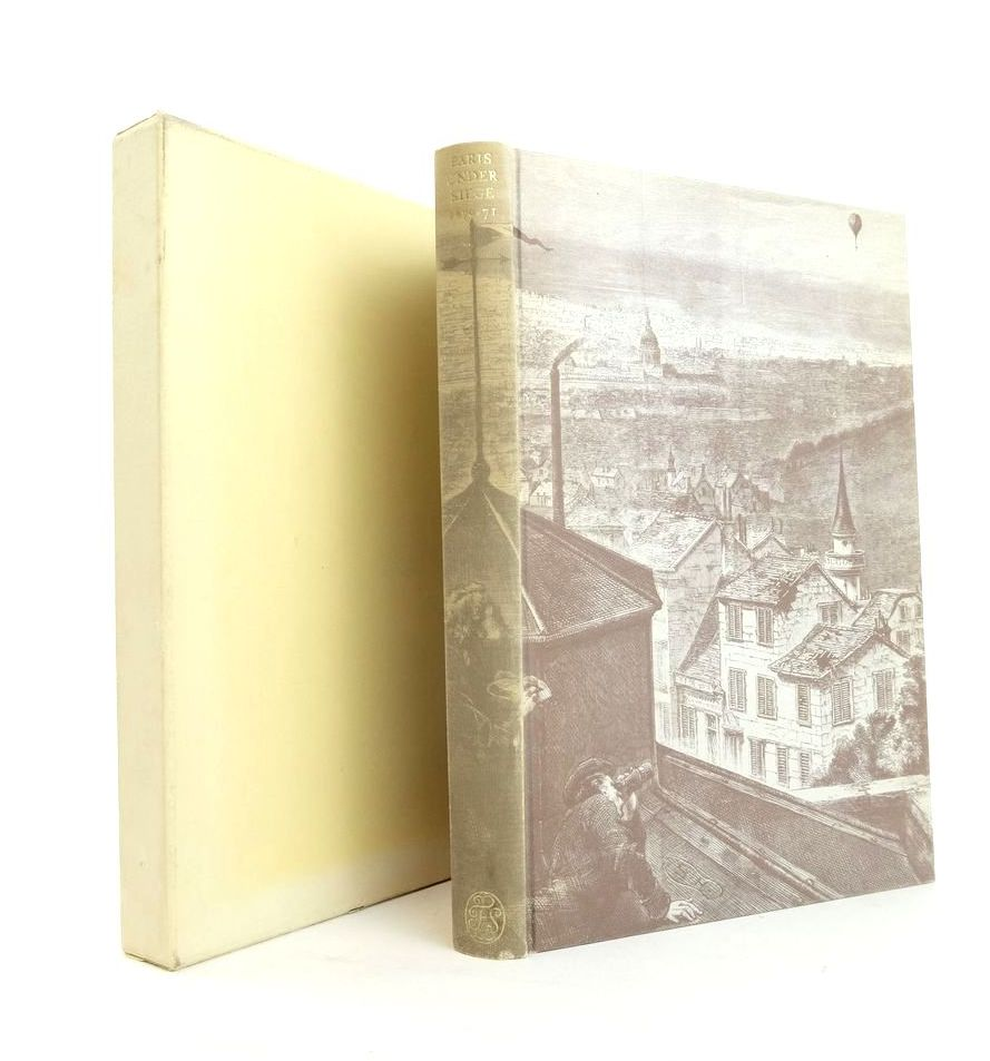 Photo of PARIS UNDER SIEGE written by Richardson, Joanna published by Folio Society (STOCK CODE: 1821033)  for sale by Stella & Rose's Books