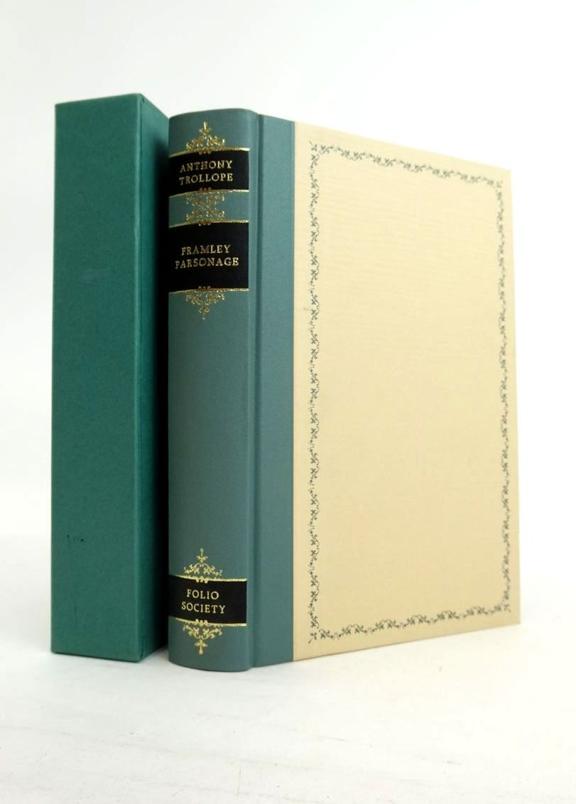 Photo of FRAMLEY PARSONAGE written by Trollope, Anthony Fraser, Antonia illustrated by Pendle, Alexy published by Folio Society (STOCK CODE: 1821039)  for sale by Stella & Rose's Books