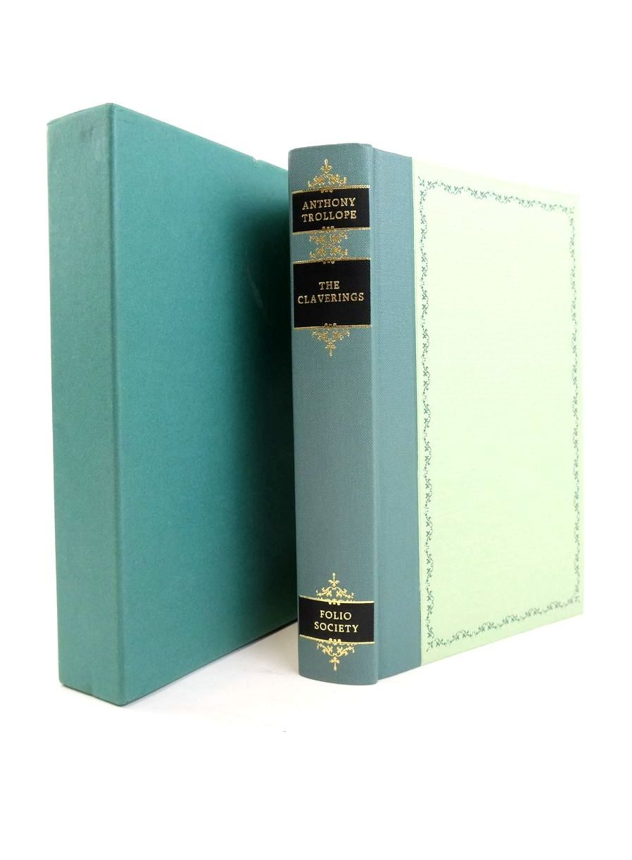 Photo of THE CLAVERINGS written by Trollope, Anthony Egremont, Max illustrated by Pendle, Alexy published by Folio Society (STOCK CODE: 1821042)  for sale by Stella & Rose's Books