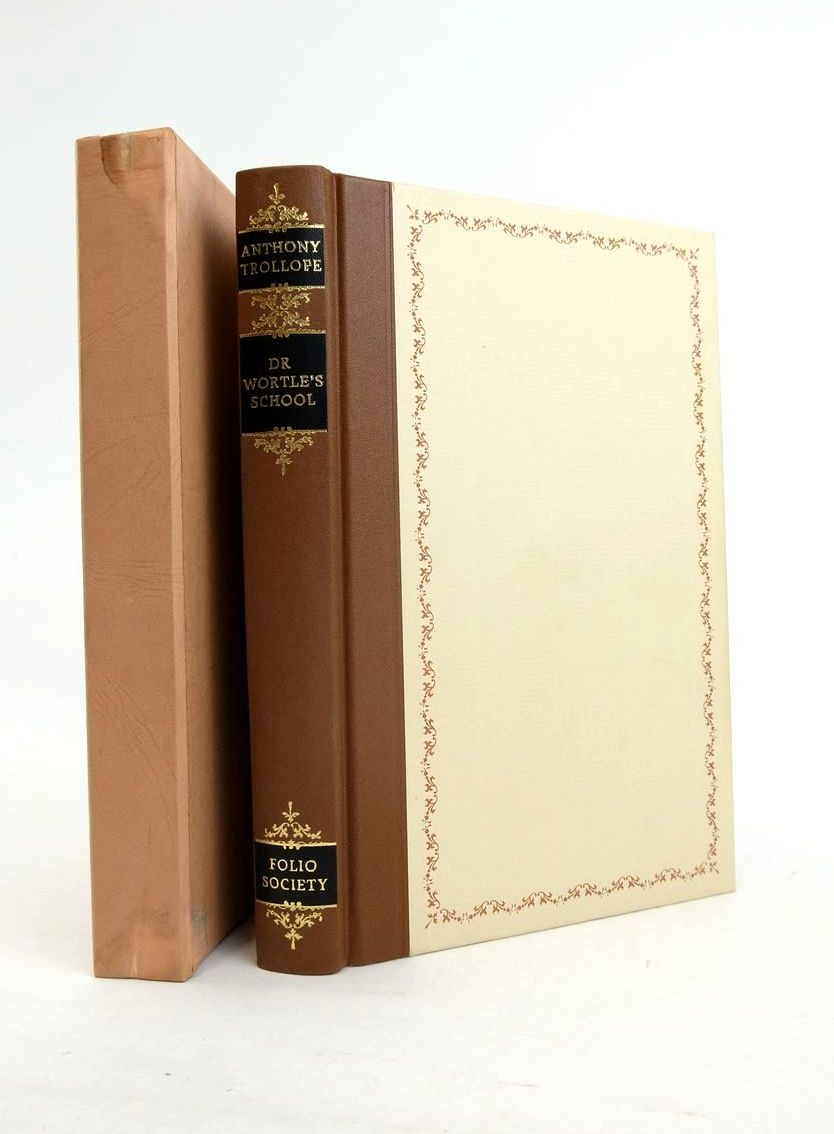 Photo of DR WORTLE'S SCHOOL written by Trollope, Anthony Rae, John illustrated by Jacques, Robin published by Folio Society (STOCK CODE: 1821043)  for sale by Stella & Rose's Books