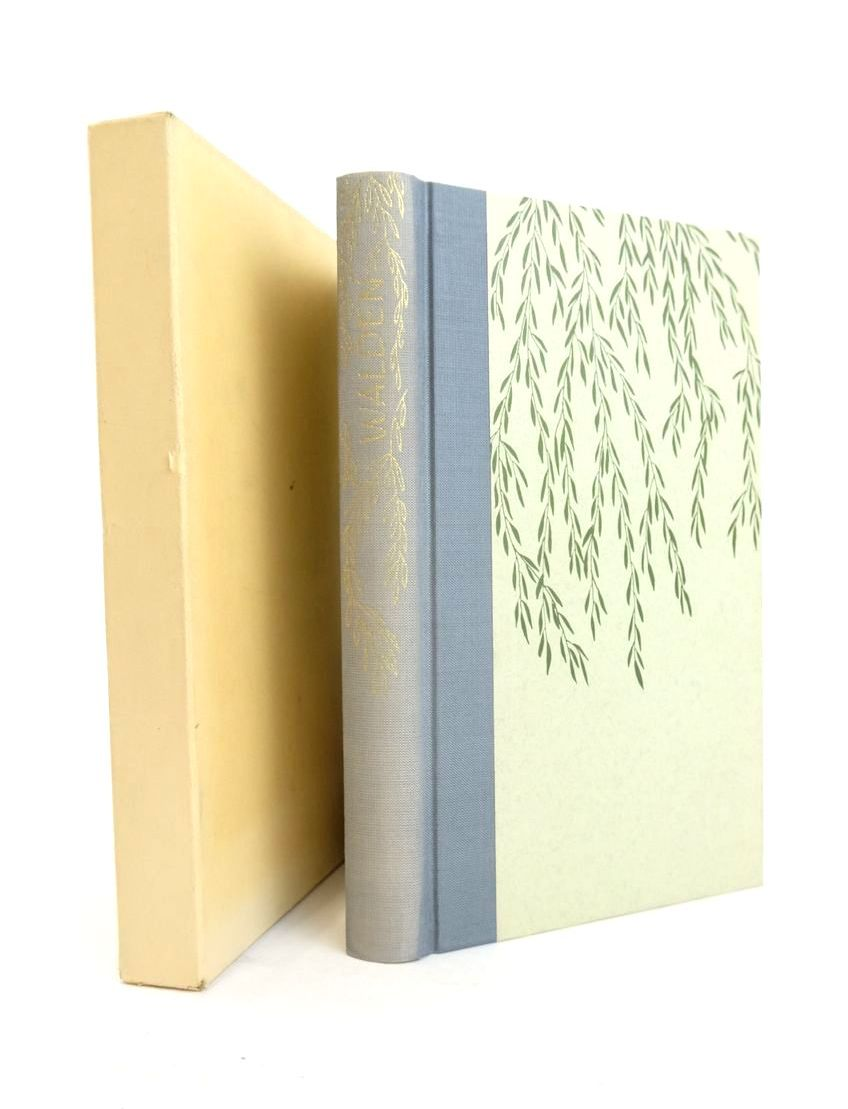 Photo of WALDEN written by Thoreau, Henry David Ward, Colin illustrated by Renton, Michael published by Folio Society (STOCK CODE: 1821044)  for sale by Stella & Rose's Books