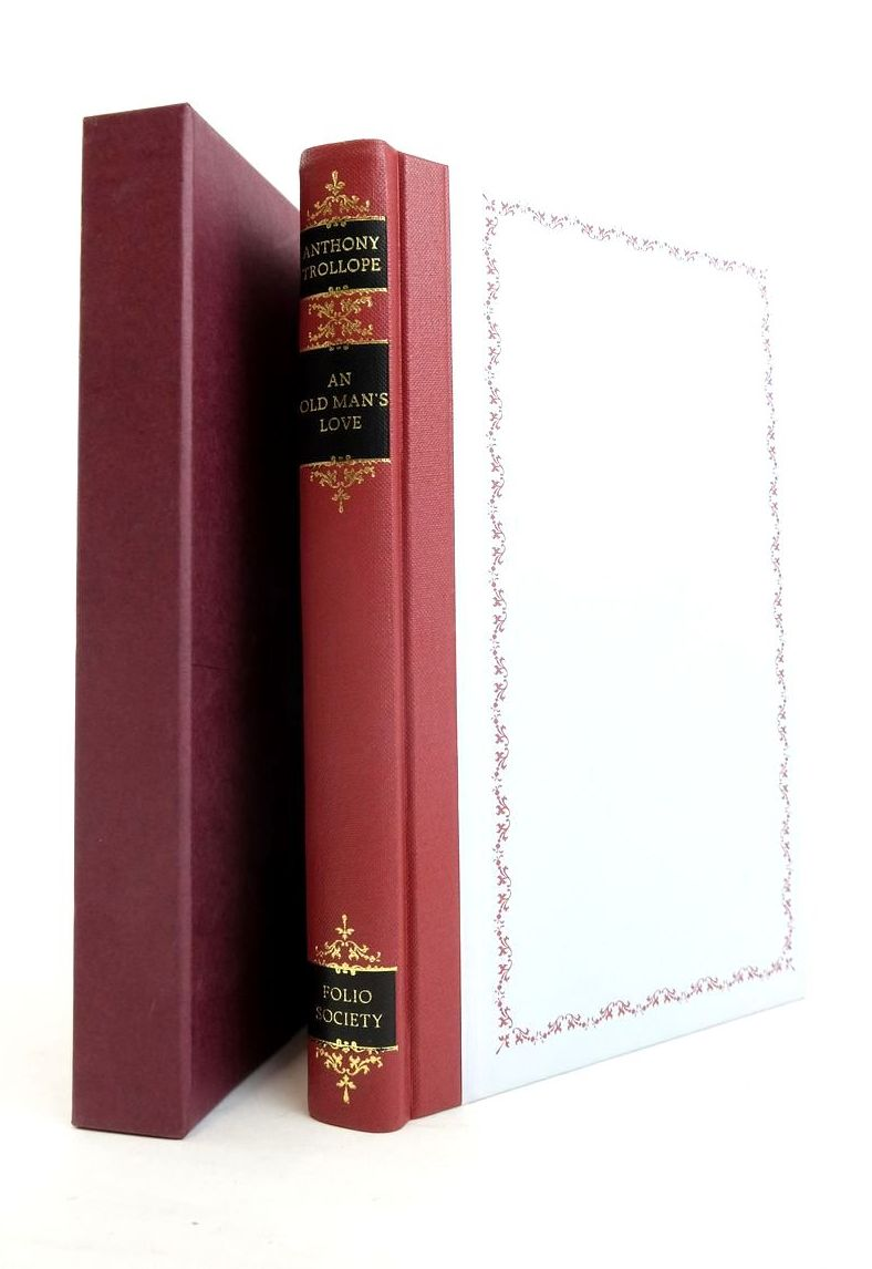Photo of AN OLD MAN'S LOVE written by Trollope, Anthony Skilton, David illustrated by Waters, Rod published by Folio Society (STOCK CODE: 1821046)  for sale by Stella & Rose's Books