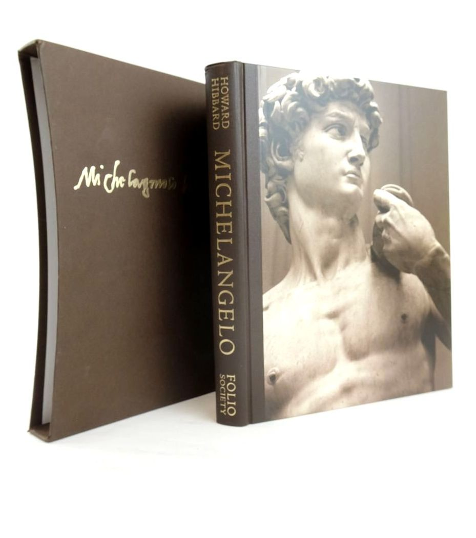 Photo of MICHELANGELO written by Hibbard, Howard Levey, Michael illustrated by Michelangelo,  published by Folio Society (STOCK CODE: 1821050)  for sale by Stella & Rose's Books